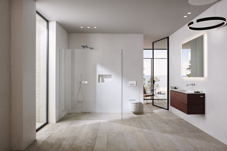 Badezimmer Badewelten Traumbad Geberit One Lösung 01