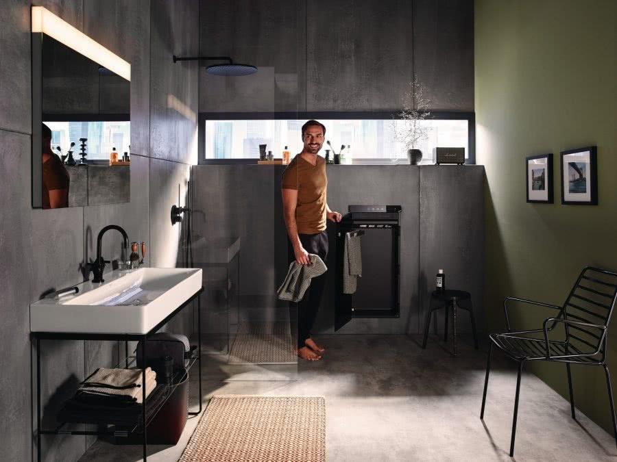 Badezimmer Badewelten Traumbad Zehnder Design Heizkörper 01