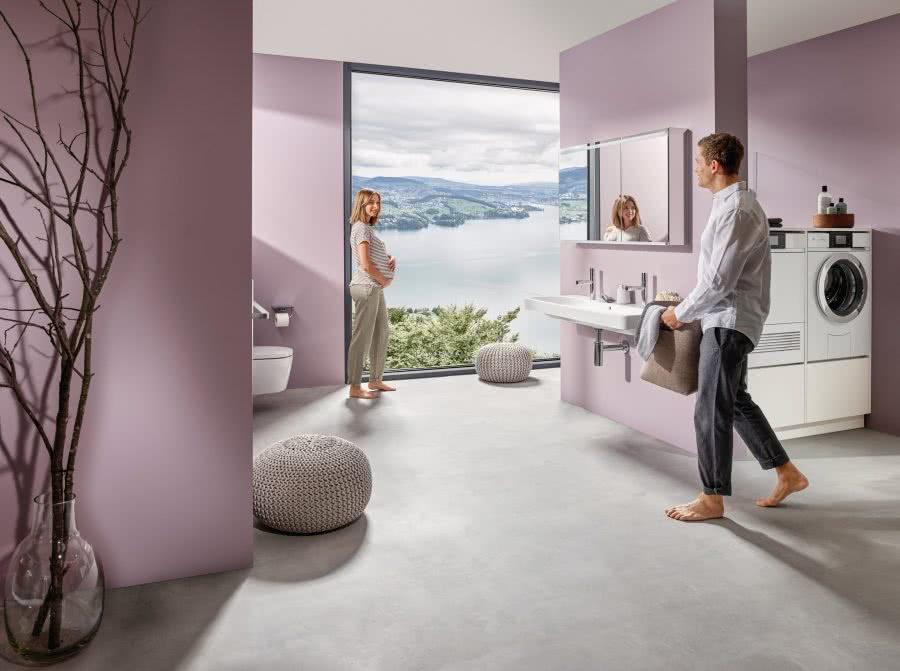 Badezimmer Badewelten Generationenbad und Familienbad