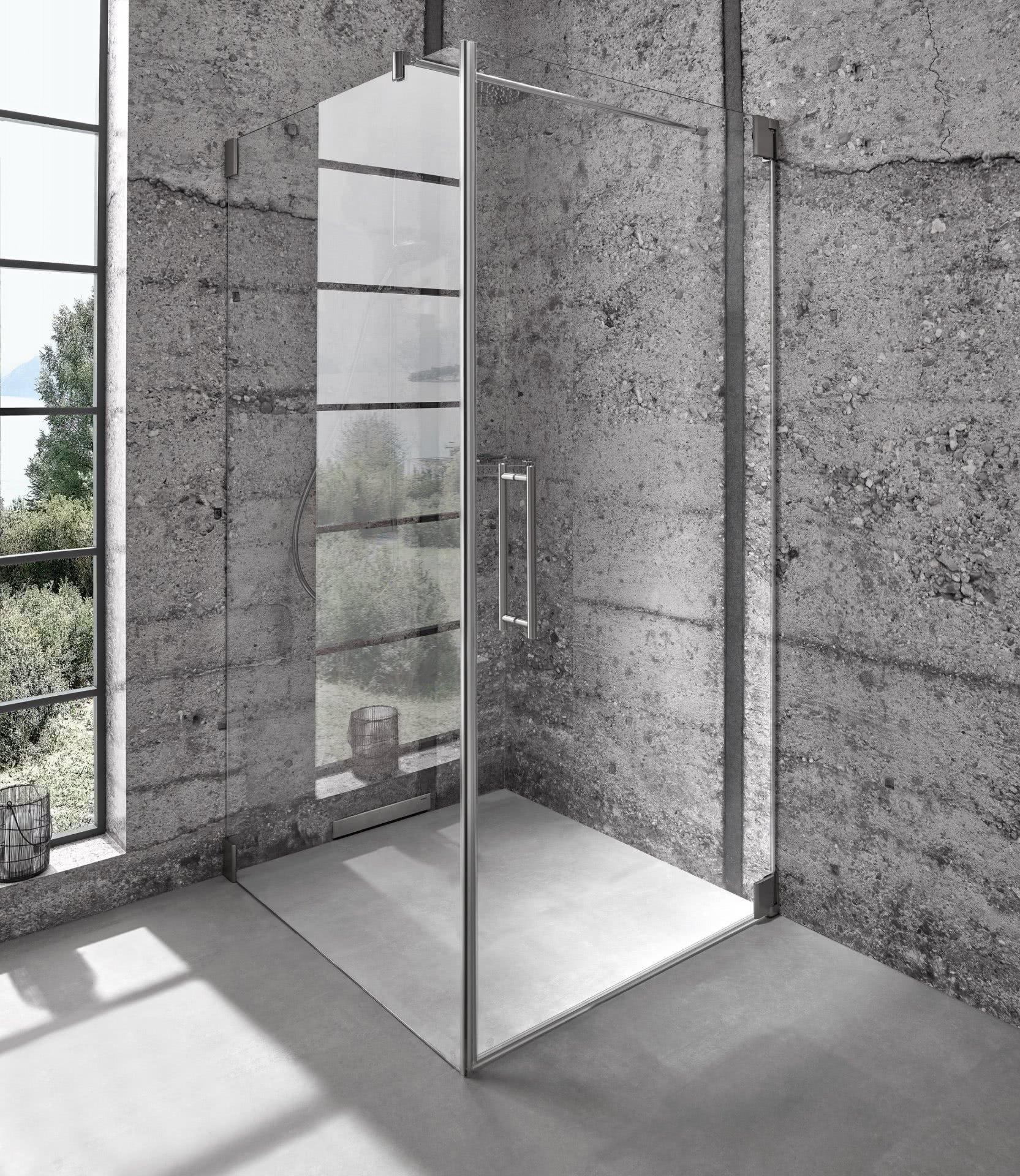 Badezimmer Badewelten Exzentrisch Grau 03