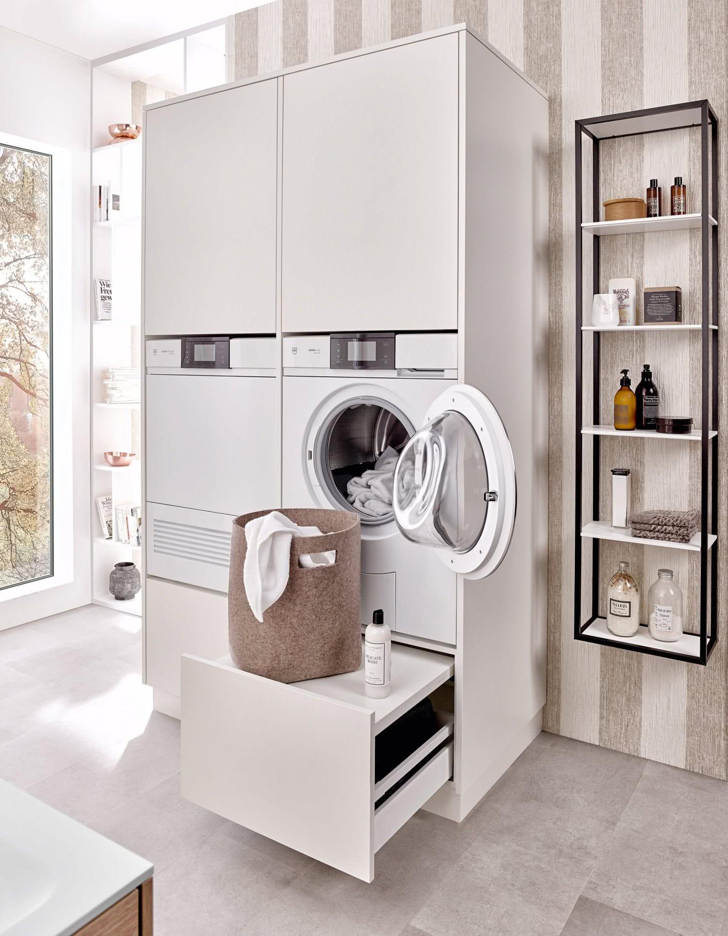 Badezimmer Badewelten Systemlösung Waschturm 04