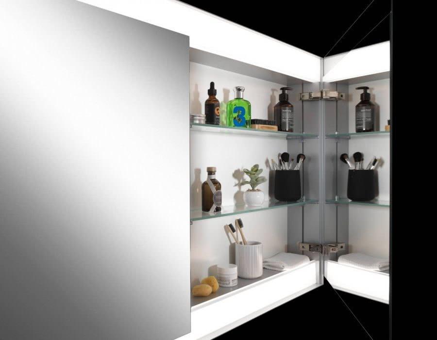 Schneider Advanced Line Superior Spiegelschrank passt in jede Wand Highlight BadeWelten