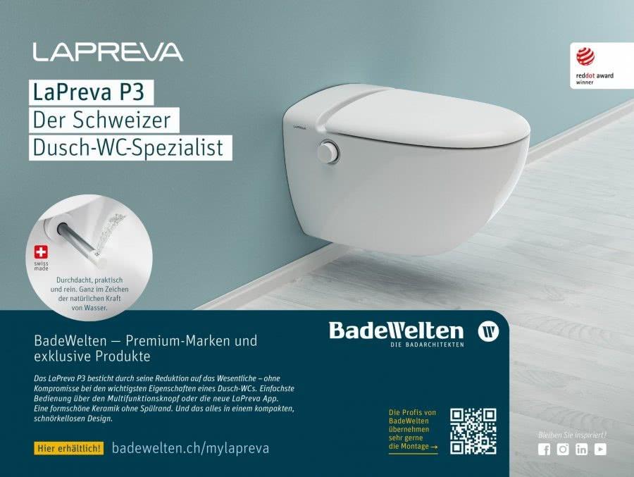 Anzeige LaPreva S3