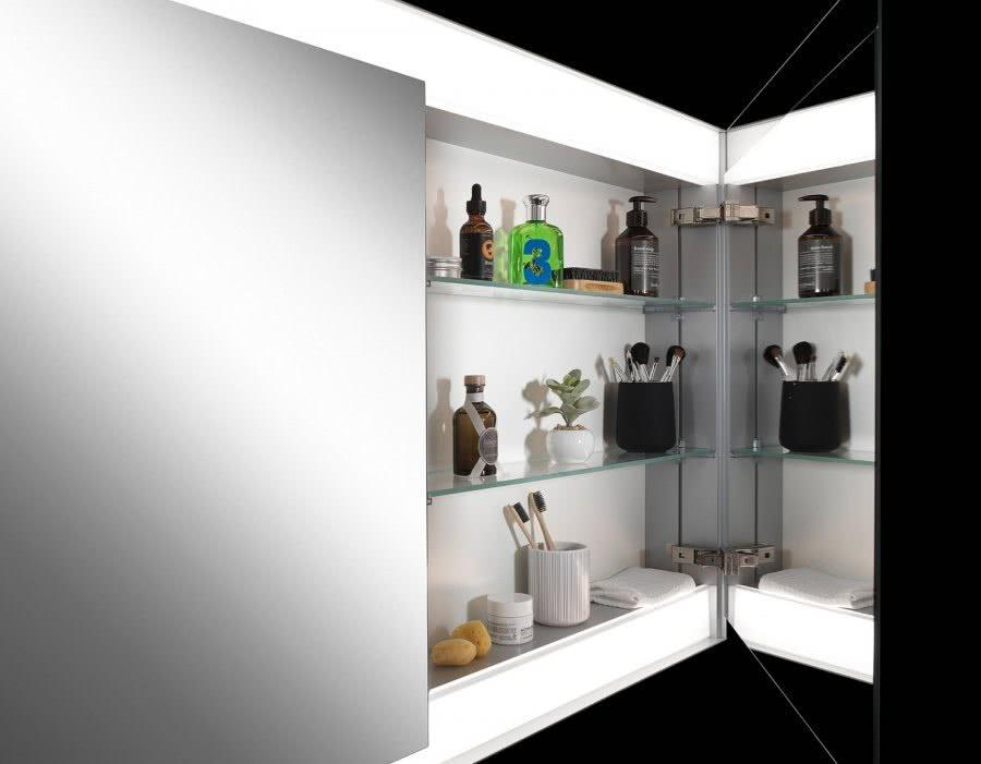 Schneider Spiegelschrank mit Licht Highlights BadeWelten
