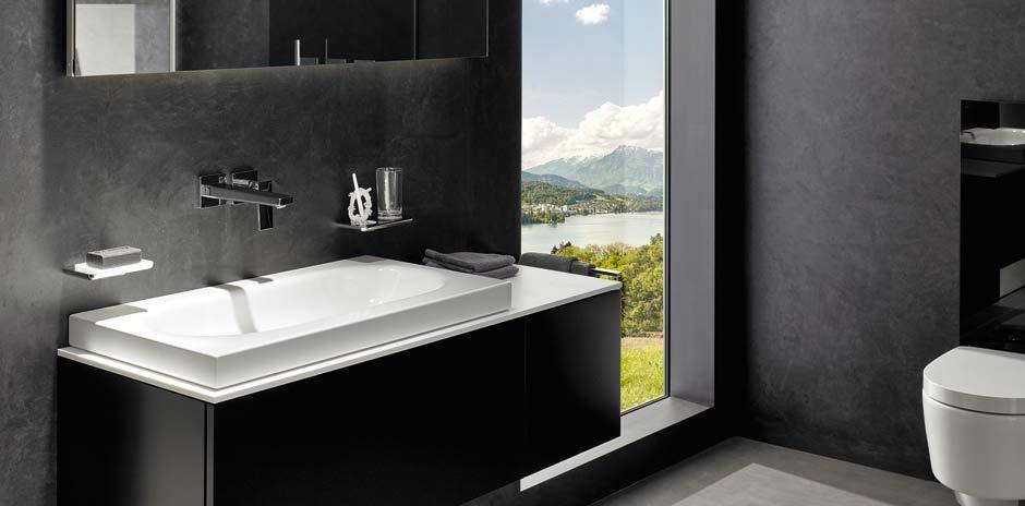 Kreative Gestaltung Von Privatbadern Badewelten