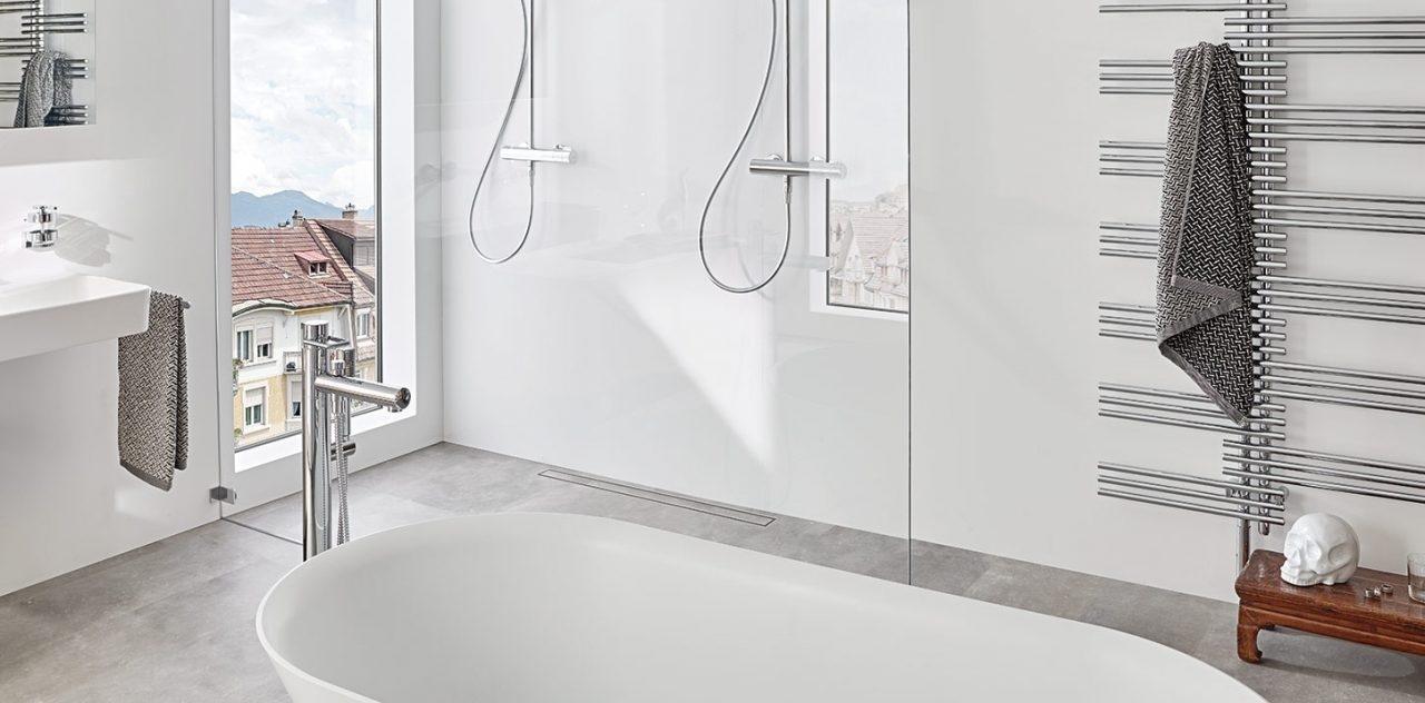 Kreative Gestaltung von Privatbädern - BadeWelten